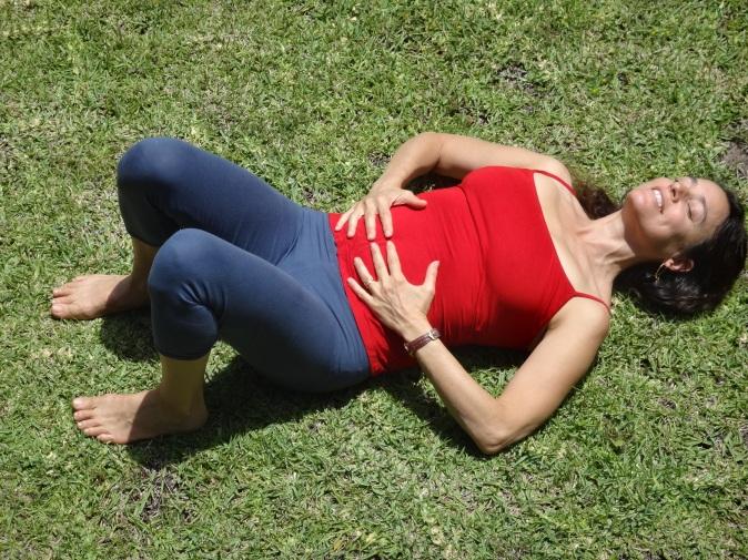 Rachel Zinman Yoga the importance of breath