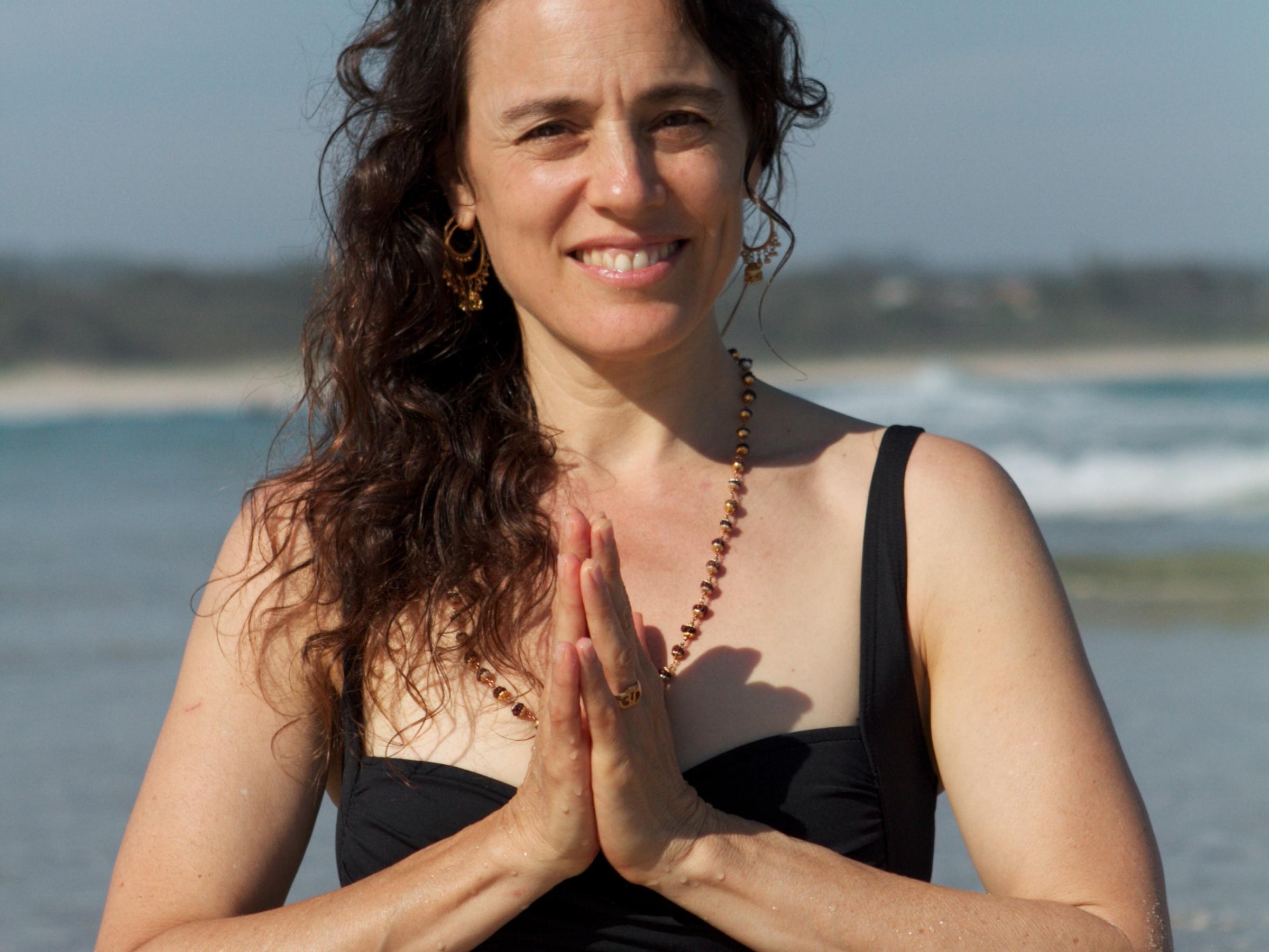 Mudras Rachel Zinman Yoga