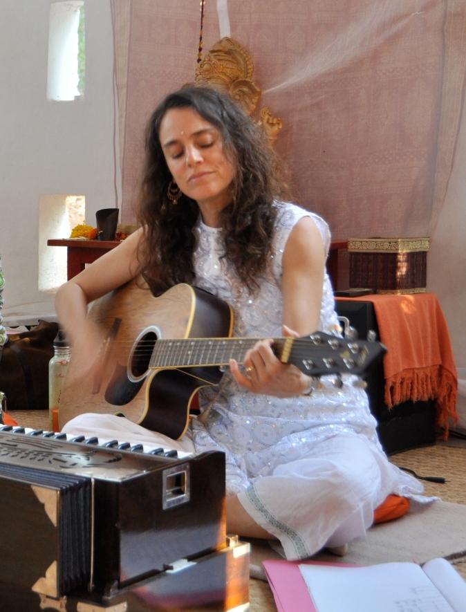 Sacred Chanting for healing