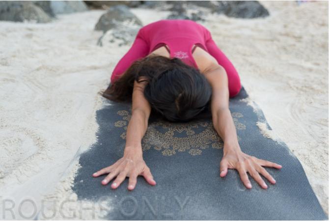 restorative yoga for Diabetes