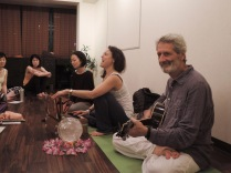 Sharing Kirtan in Osaka