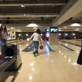 Bowling in Shibuya